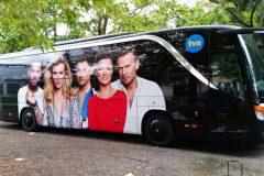 Oklejanie autobusów